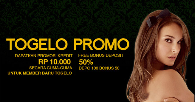 Togelo Promo